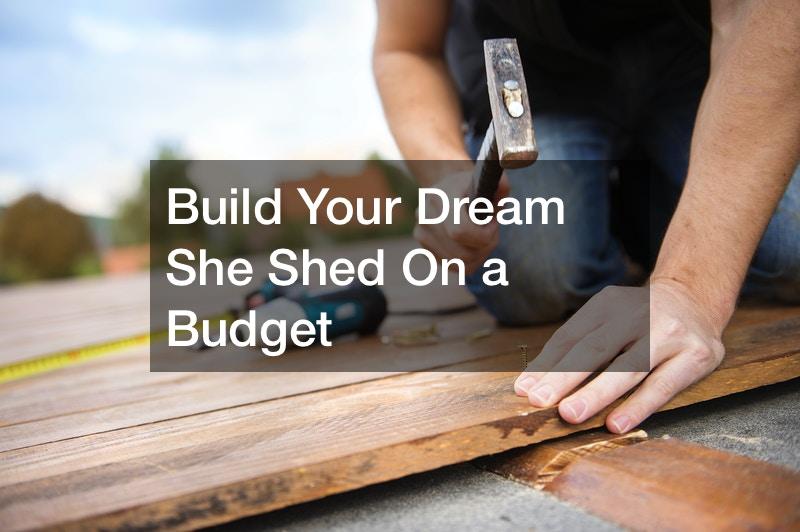 budget she shed